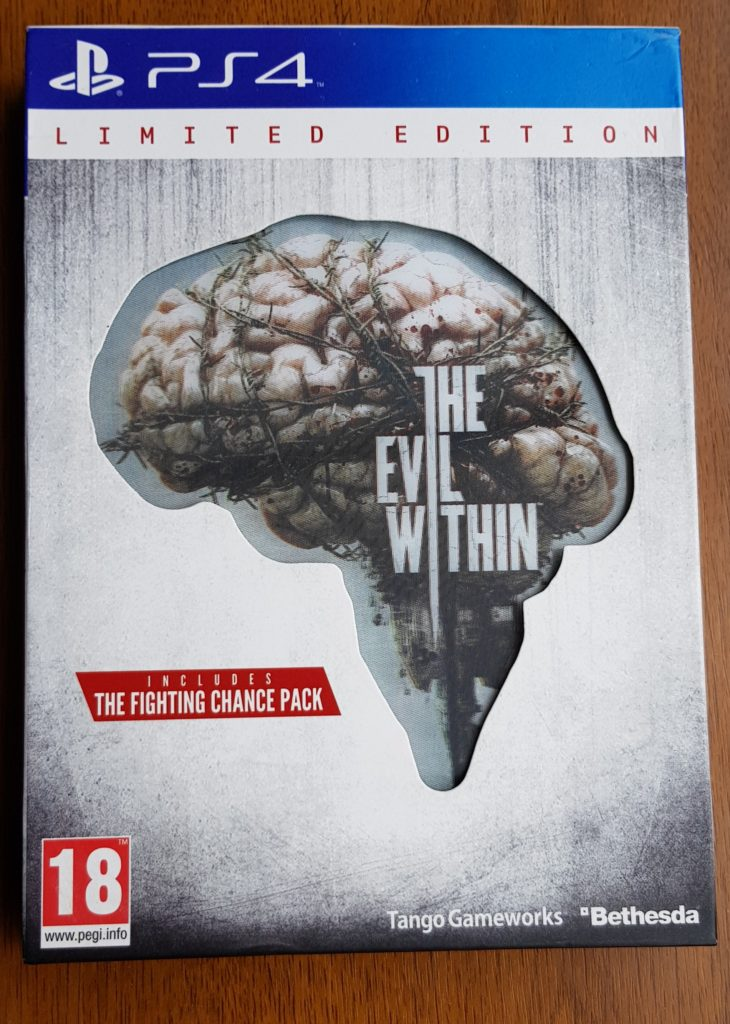 evil within ps4